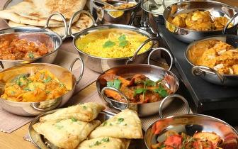 Menu Indiano e Nepalês para 2 pessoas por 19,50€ em Alvalade!