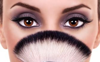 Sessão de Maquilhagem e design de sobrancelhas por 22€ em Cascais!
