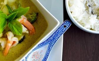 Jantar Tailandês para 2 pessoas por 29€ em Almancil!