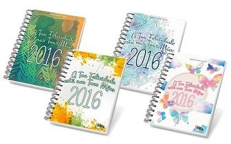 Agenda Juvenil Escolar para 2016 por 6,95€ com entrega em Portugal Continental!