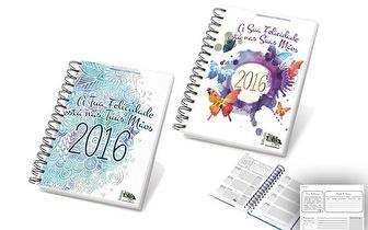 Agenda da Felicidade 2016 por 6,95€ com entrega em Portugal Continental!