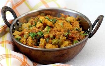 Sabores da Indía: Menu Jantar por 10€ no Campo Pequeno!