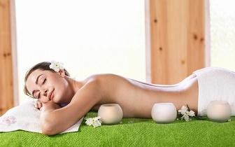 Massagem de Relaxamento com Aromaterapia por 17€ na Baixa!