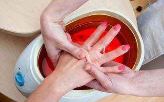 Tratamento de Parafina para Mãos ou Pés por 8€ na Baixa!