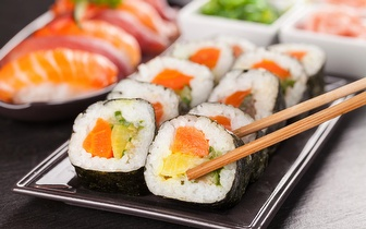 All You Can Eat de Sushi por 8,95€ ao Jantar no Parque das Nações!