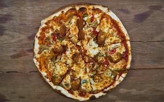 20% de Desconto nas Pizzas do Caçula ao almoço no Porto!