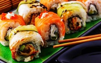 Menu de Grupo de Sushi Premium por 19€/pessoa no Parque das Nações!