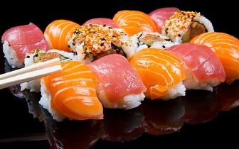 Menu Almoço Executivo para 2 pessoas de Sushi Premium por 27€ no Parque das Nações!