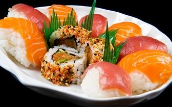 Menu Jantar para 2 pessoas de Sushi Premium por 44€ no Parque das Nações!