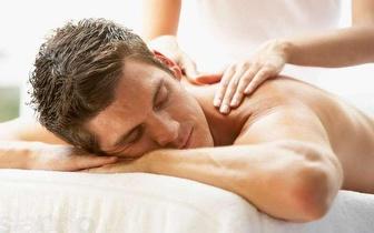 ¡Masaje terapéutico para dolor muscular por 19€ en Hortaleza!