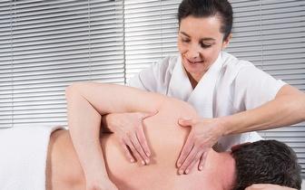 6 sessões de Fisioterapia por 79€ em Gaia!