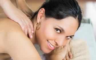 10 Tratamentos Corporais com Manta de Sudação + Massagem de Relaxamento por 49€ em Queluz!