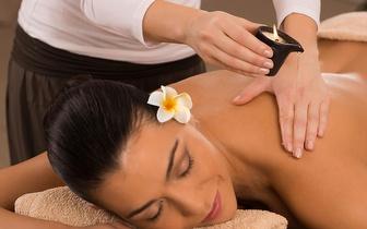 Massagem de Velas Quentes + Ritual de Chá por 17€ em Corroios!