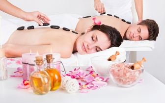 Dia dos Namorados: Massagem com Óleo de Ouro + Ritual de Banho por 29€ em Vila do Conde!