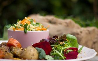 Almoço Buffet Vegetariano para 2 pessoas por 17€ no Príncipe Real!
