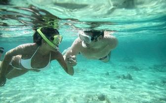 Experiência Snorkel São Valentim por 29€ em Sesimbra!