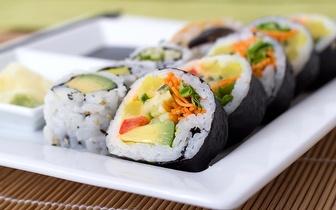All You Can Eat de Sushi e Comida Chinesa ao Almoço por 8,90€ na Charneca da Caparica!