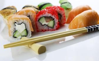 All You Can Eat de Sushi e Comida Chinesa ao Jantar por 10,90€ na Charneca da Caparica!