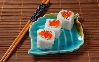 Take-Away ao Jantar de Sushi ou Comida Chinesa: 5€/Caixa na Charneca da Caparica!