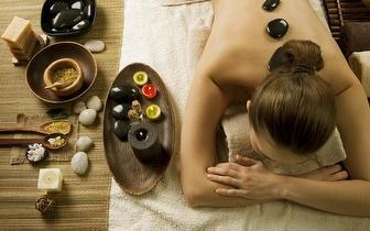 Ritual Terapêutico: Massagem Bio-Natural Relaxante por 19€ em Picoas!