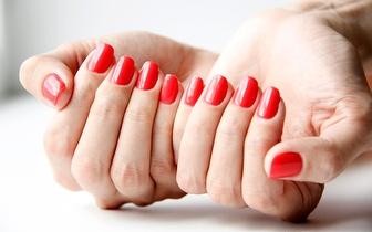Manicure com Gelinho + Manutenção por 8€ em Odivelas!