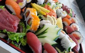 Menu de Sushi para 2 Pessoas nos Anjos por 19€ ao Jantar!