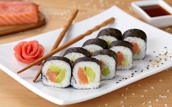 Take Away ao jantar: Combinado de Sushi 44 Peças por 19€ nos Anjos!