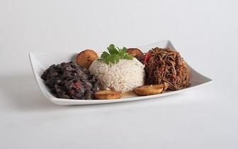 Sabores da Venezuela para 2 por 19€ ao Almoço nas Laranjeiras!