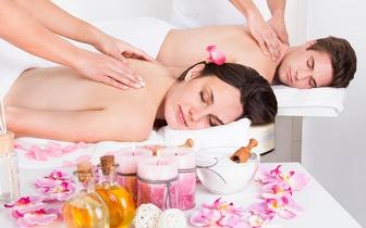 Massagem de Relaxamento para Casal por 19€ em Guimarães!