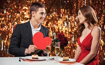 Jantar romântico para 2 pessoas por 25€ em Oeiras!