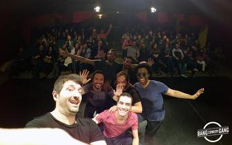 2 Bilhetes para Stand Up Comedy: Bang Comedy Gang por 7€ em Algés!