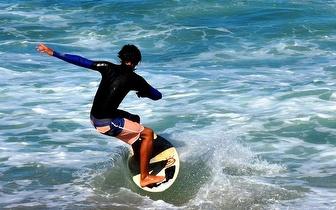 Aula Experimental de Surf por 15€ na Ericeira!