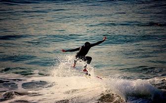 Aula experimental de Surf por 15€ em Carcavelos!