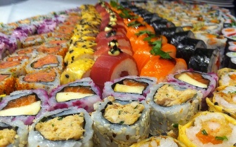 All You Can Eat de Sushi ao Almoço por 10,90€ em Entrecampos!
