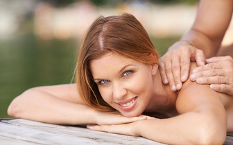 Massagem de Relaxamento corpo inteiro por 19€ em Leiria!