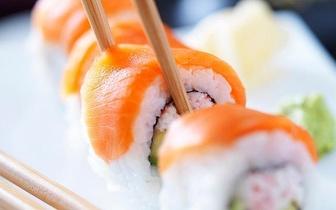 All You Can Eat de Sushi ao Jantar por 8,95€ à Sexta e Sábado no Parque das Nações!