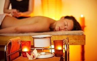Massagem de Velas Quentes ao corpo inteiro por 24€ em Leiria!
