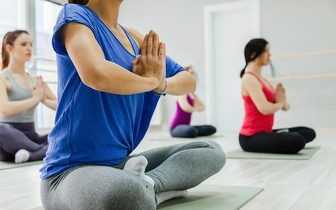 3 Meses de Aulas de Yoga 1x/semana por 39€ em Algés!