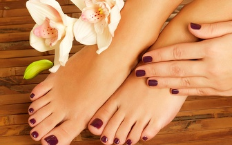 Manicure e Pedicure por 25€ em Arroios!