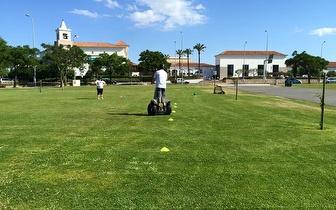 Diversas Atividades com Segway por 48€/pessoa em Faro!