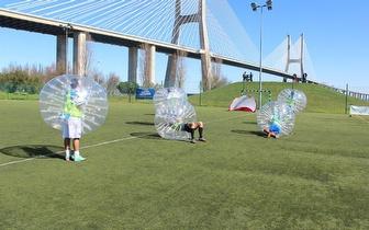 Jogo de Bubble Football por 9,90€/pessoa em Lisboa!