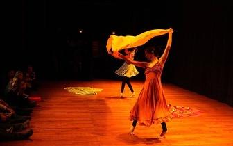 Espetáculo de dança a partir de vivências no trabalho desde 15€/pessoa em Cascais!