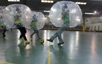 Jogo de Bubble Football por 9,50€/pessoa em Lisboa!