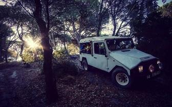 Discover Jeep Tour pela Serra de Sintra por 24€/pessoa!