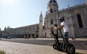 Segway Experience apenas 10€/pessoa em Belém!