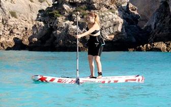 Peddy-paper em Kayak + SUP ou Mega SUP por 12€/pessoa na Lagoa de Albufeira!