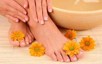 SPA Manicure & Pedicure por 9,90€ no Seixal!