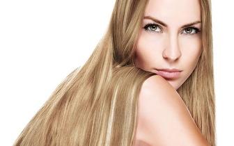 Madeixas com Brushing para cabelos longos e Manicure por 34€ em Sete Rios!