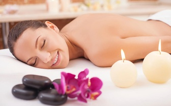 Massagem Relaxante Aromática por 12€ em Algés!