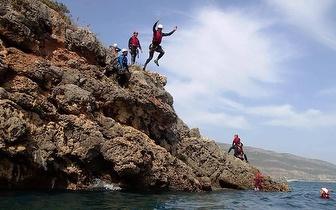Coasteering por 19€/pessoa na Serra da Arrábida!